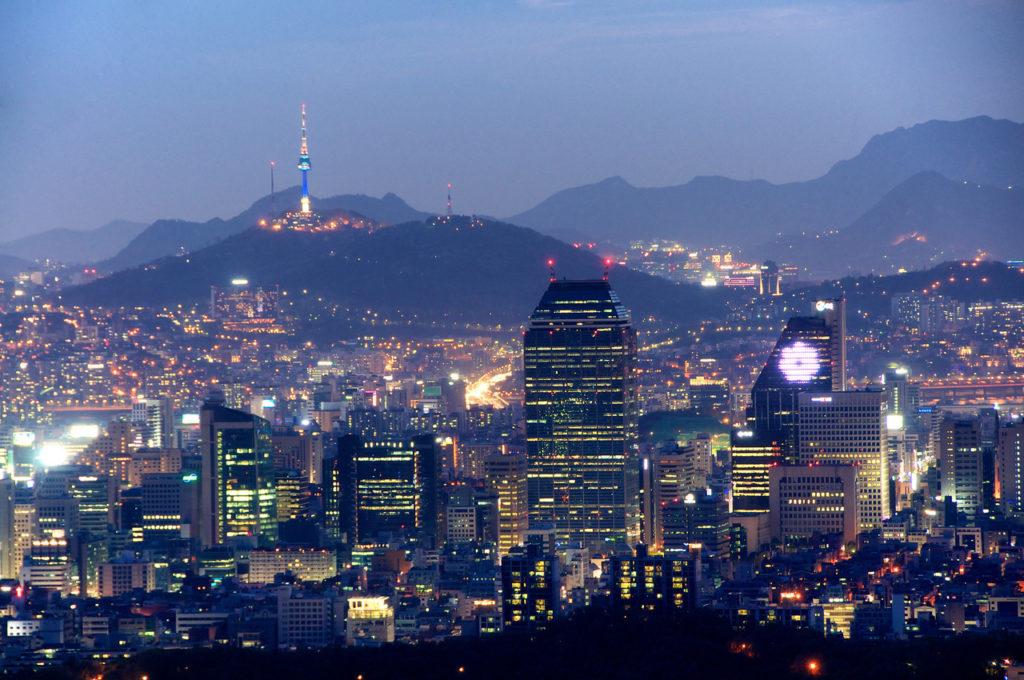 Seoul Tower 1