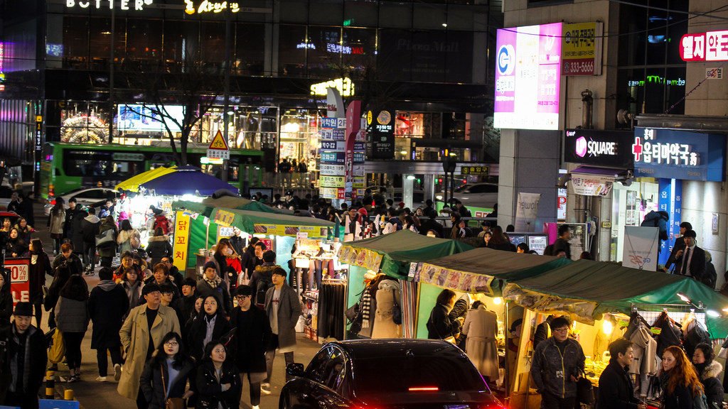 hongdae_shopping