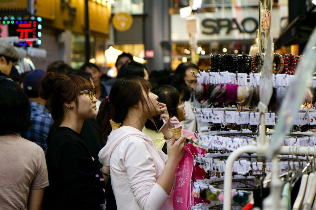 two_girls_shopping_for_socks