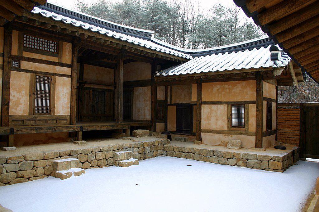 Hanok Snow