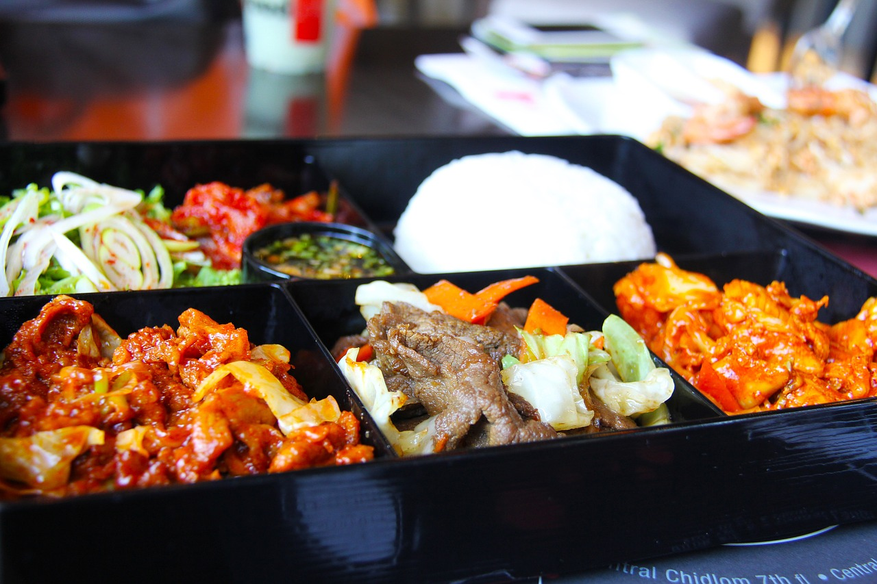 Korean food 1