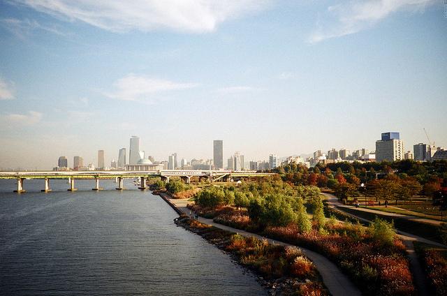 Seoul Autumn