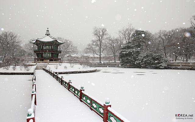 Seoul Winter
