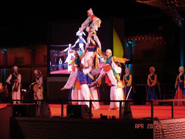 Hongdae Nanta Theater