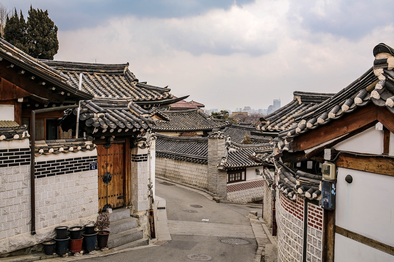 Korean Bukchon Village